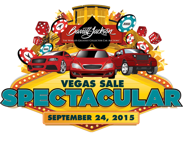 Vegas Sale Spectacular   September 24, 2015