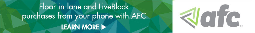 AFC - Floor in-lane and LiveBlock purchases from your phone with AFC - Click here to learn more